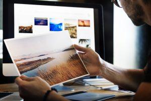 עיצוב גרפי לצלמים