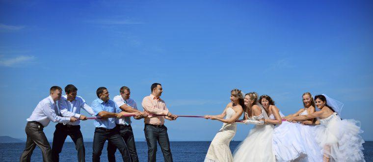 על גבי מקרן ומסך: 6 רעיונות לסרטונים מדליקים לחתן ולכלה