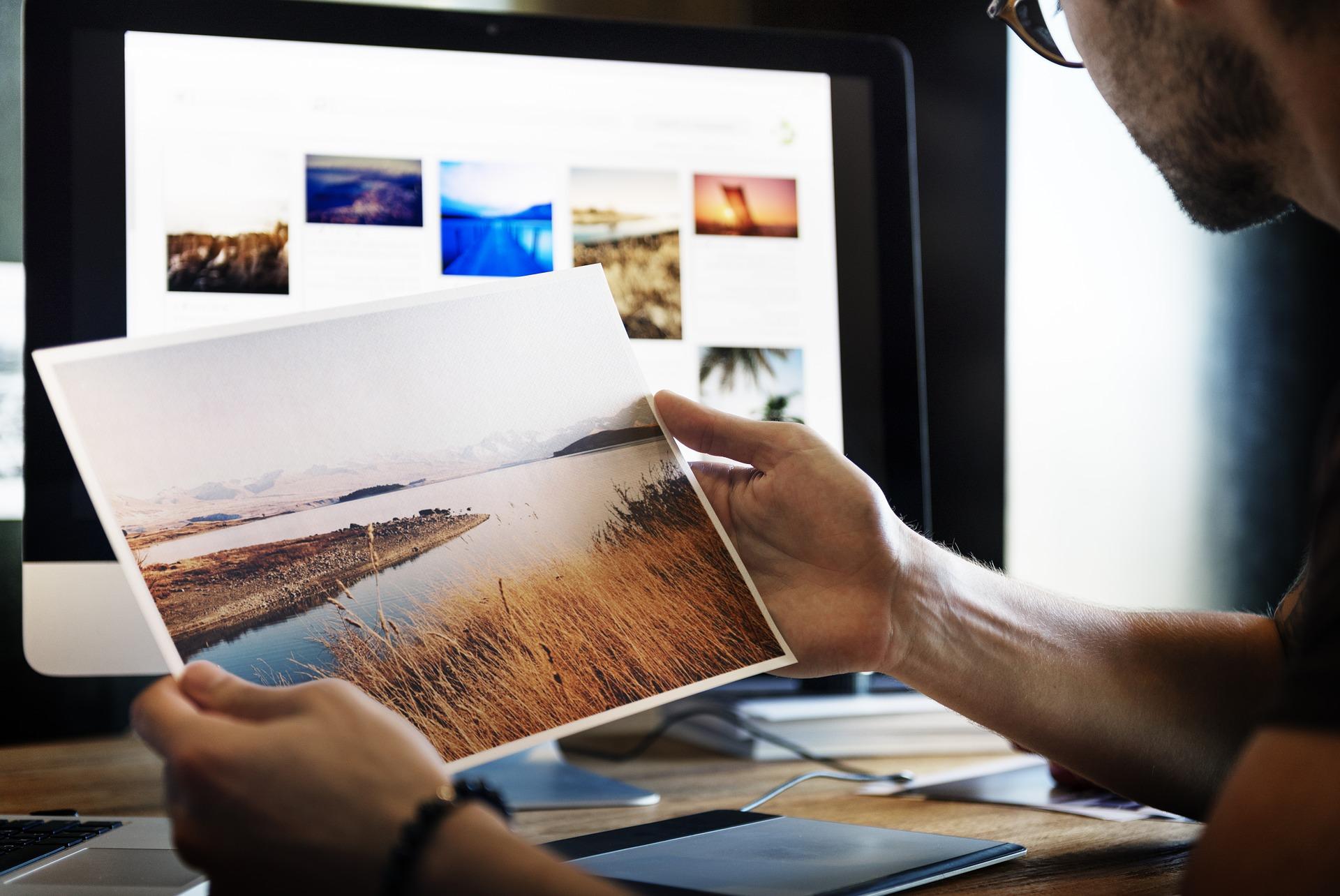 עיצוב גרפי לצלמים – הכלים שכדאי להכיר