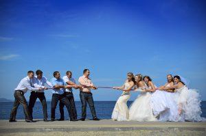 על גבי מקרן ומסך 6 רעיונות לסרטונים מדליקים לחתן ולכלה